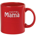 Henkelbecher 330 ml Hotel Mama