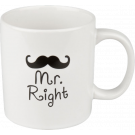 Henkelbecher 330 ml Mr. Right