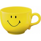 Jumbotasse 500 ml Smiley yellow